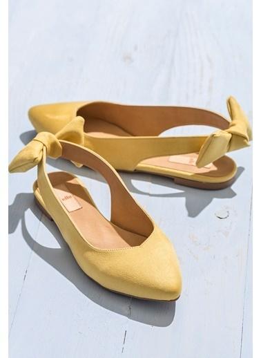 Süet Ayakkabı-Elle